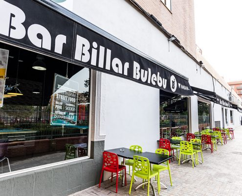 bar billar bulebu